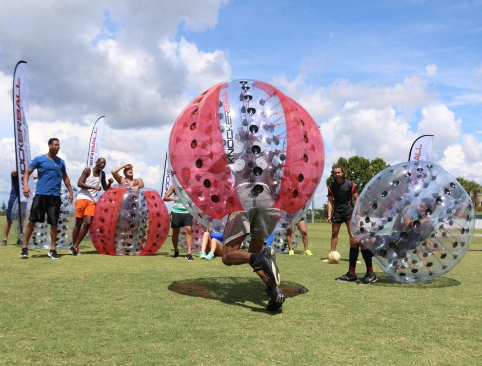 Bubble Sporting Equipment