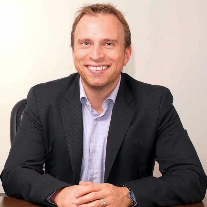 Alex Melen, CEO of SmartSites
