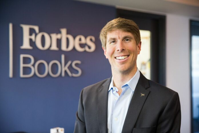 Adam Witty, Founder/CEO of Advantage|ForbesBooks