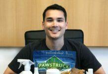 Kyle Goguen, Founder of Pawstruck