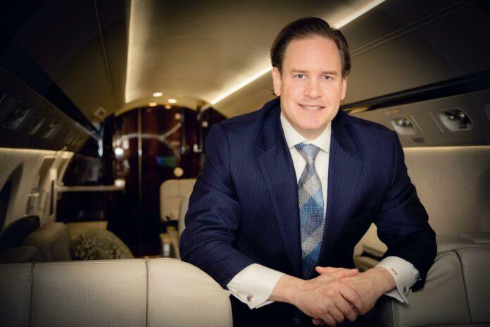 Joshua Hebert, CEO Of Magellan Jets