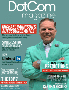 Michael Garrison, CEO of AutoSource Autos