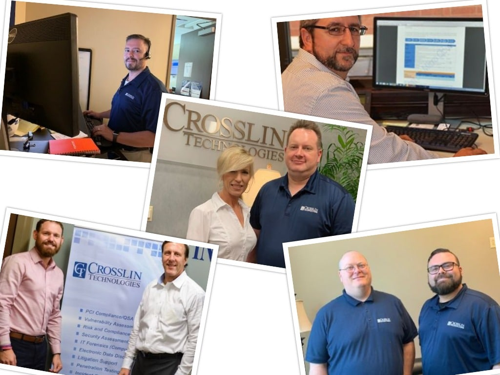 Crosslin Technologies team members