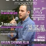 The Brian Shimmerlik Interview Magazine Cover