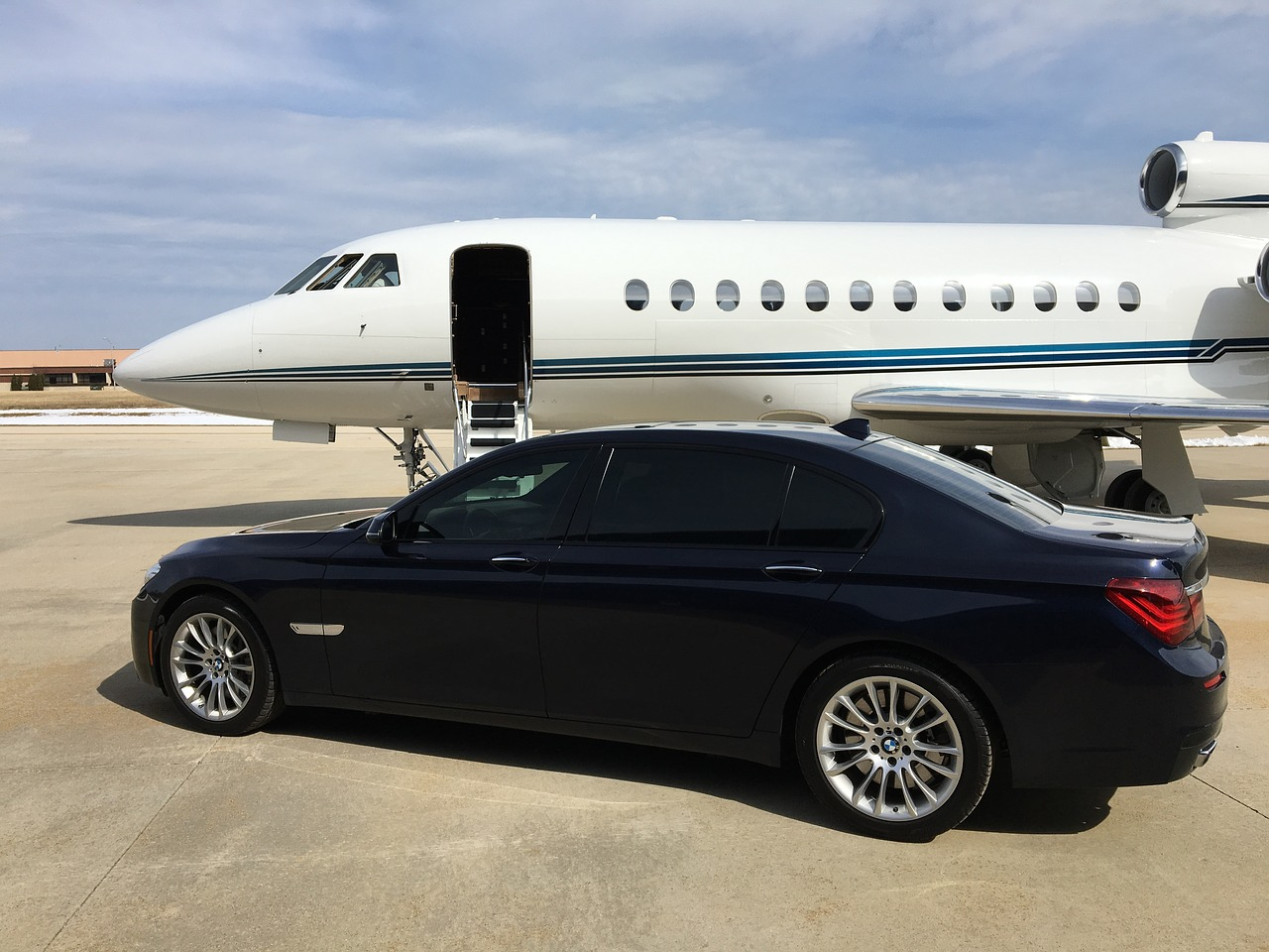 Magellan Jets is a Boston-based private aviation solution provider