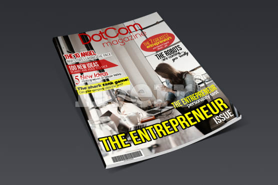 The Entrepreneur Issue
