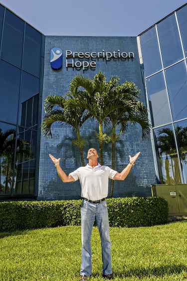 Douglas Pierce, President & Founder and CEO, Prescription Hope, A DotCom Magazine Exclusive Interview