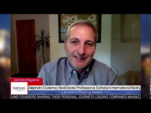 Alejandro Gutierrez, Real Estate Professional, Russ Lyon Sotheby's International Realty